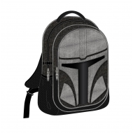 Star Wars The Mandalorian - Sac à dos Casual Fashion The Mandalorian