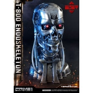 Terminator - Buste High Definition 1/2 T-800 Endoskeleton Head 22 cm