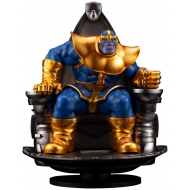 Marvel - Statuette Fine Art 1/6 Thanos on Space Throne 45 cm