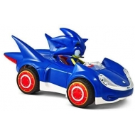 Sonic & All-Stars Racing Transformed - Véhicule à friction Sonic 14 cm