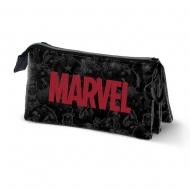 Marvel - Trousse Triple Logo Marvel