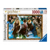 Harry Potter - Puzzle Young Wizard  (1000 pièces)