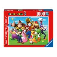 Nintendo - Puzzle Super Mario (1000 pièces)