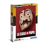 La casa de papel - Puzzle Mask