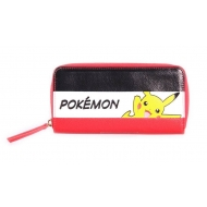 Pokémon - Porte-monnaie femme Zip Around Pikachu
