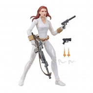 Marvel Legends Series - Figurine Black Widow White Suit Deadly Origin 15 cm