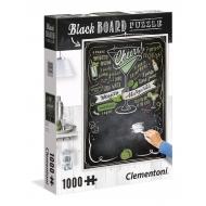 Puzzle tableau noir Cheers