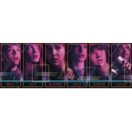 Stranger Things - Puzzle Panorama Characters