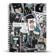 DC Comics - Carnet de notes A4 Joker Comic