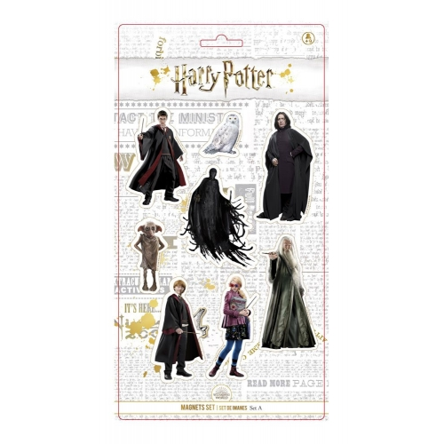 Harry Potter - Pack aimants Set A