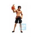 One Piece - Statuette Ichibansho The Bonds of Brothers Portgas D. Ace 30 cm
