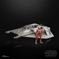 Star Wars Episode V - Véhicule Black Series avec figurine 2020 Snowspeeder & Dak Ralter