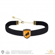 Harry Potter - Pendentif et collier Hufflepuff