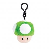 Mario Kart - Porte-clés peluche Mocchi-Mocchi 1-Up Mushroom 10 cm