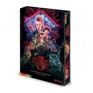 Stranger Things - Carnet de notes Premium A5 VHS S3