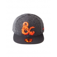 Dungeons & Dragons - Casquette Snapback Ampersand
