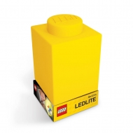 LEGO - Veilleuse Pièce de Lego Jaune
