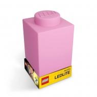 LEGO - Veilleuse Pièce de Lego Rose