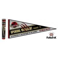 Jurassic Park - Fanion Opening Weekend