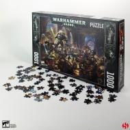 Warhammer 40K - Puzzle Gulliman vs Black Legion (1000 pièces)