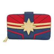 Marvel - Porte-monnaie Captain Marvel by Loungefly