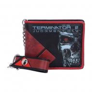Terminator 2 - Porte-monnaie T-800 11 cm