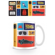 Retour vers le Futur - Mug Collection Retour vers le Futur