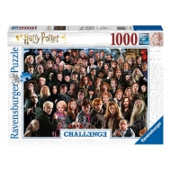 Harry Potter - Puzzle Challenge Cast (1000 pièces)