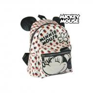 Disney - Sac à dos Casual Fashion Minnie Mouse Dots 22 x 23 x 11 cm