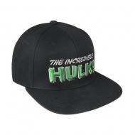 Marvel - Casquette Snapback Avengers The Incredible Hulk