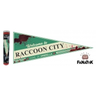 Resident Evil - Fanion Welcome To Raccoon City