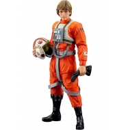 Star Wars - Statuette ARTFX+ 1/10 Luke Skywalker X-Wing Pilot 17 cm