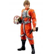 Star Wars - Statuette ARTFX+ 1/10 Luke Skywalker X-Wing Pilot 17 cm