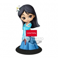 Disney - Figurine Q Posket Mulan Royal Style Ver. B 14 cm
