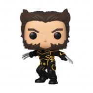 X-Men 20th Anniversary - Figurine POP! Wolverine In Jacket 9 cm