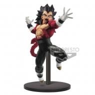 Super Dragon Ball Heroes - Statuette Super Saiyan 4 Vegeta Xeno 9th Anniversary 17 cm