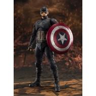 Avengers : Endgame - Figurine S.H. Figuarts Captain America (Final Battle) 15 cm