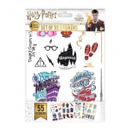 Harry Potter - Set autocollants Symbols