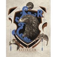 Harry Potter - Lithographie Ravenclaw 36 x 28 cm