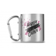 Birds of Prey - Mug Carabiner Harley Quinn