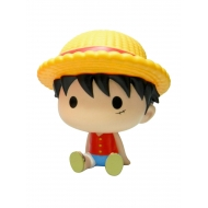 One Piece - Tirelire Chibi Luffy 15 cm