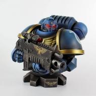Warhammer 40K - Buste Ultra Marine Primaris 16 cm