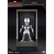 Iron Man 3 - Figurine Mini Egg Attack Hall of Armor Iron Man Mark II 8 cm