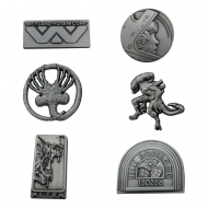 Alien - Pack 6 pin's Limited Edition