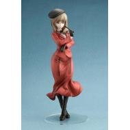 Girls und Panzer Das Finale - Statuette 1/7 Chiyo Shimada 24 cm