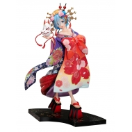 Re:ZERO Starting Life in Another World - Statuette 1/7 Rem -Oiran Dochu- 25 cm
