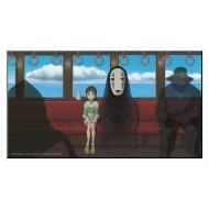 Studio Ghibli - Tableau en bois Le Voyage de Chihiro 37,5 x 20,5 cm
