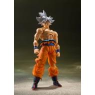Dragon Ball Super - Figurine S.H. Figuarts Son Goku Ultra Instinct 14 cm