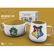 Harry Potter - Set petit-déjeuner House Pride