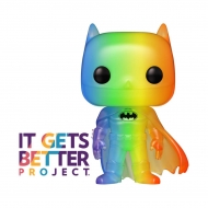 DC Comics Pride 2020 - Figurine POP! Batman (RNBW) 9 cm